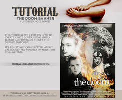 Tutorial, the doom cover by xx-Anya