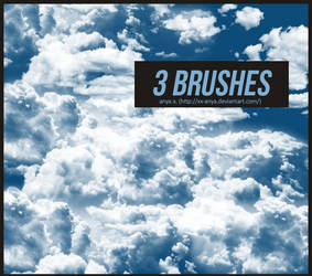 Brushes, Clouds