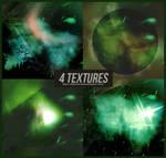 Green Mist, 4 Textures