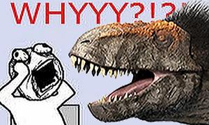 BBC T. Rex Remodel