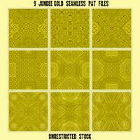 9 Jundee Gold Seamless PAT Files
