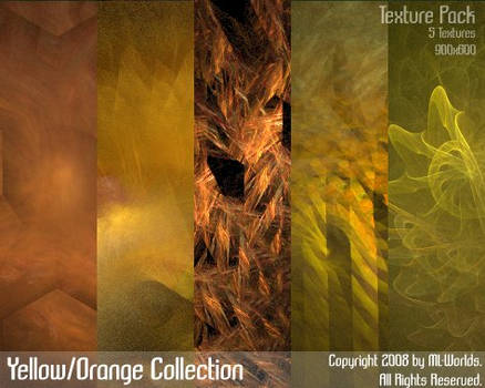 Yellow+Orange Collection
