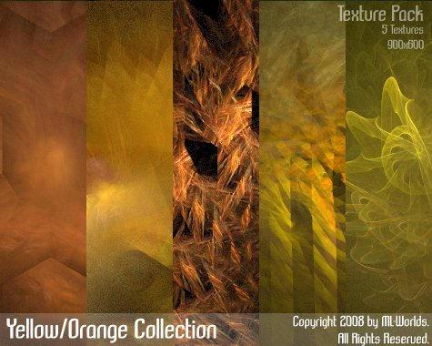 Yellow+Orange Collection