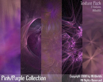 Pink+Purple Collection