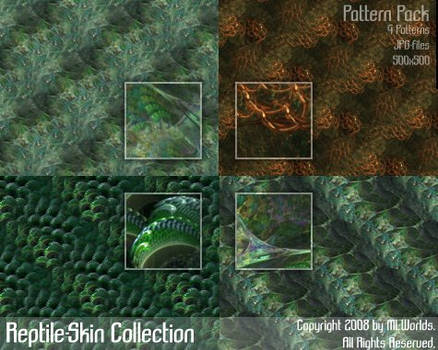 Reptile-Skin Collection
