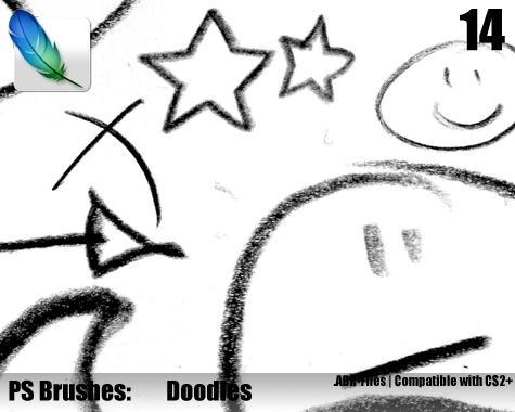 Doodles Brushes