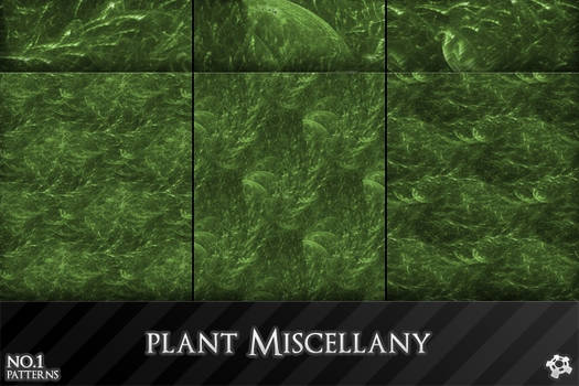 Plant Miscellany No.1