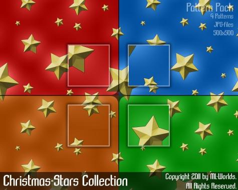 Christmas Stars Collection