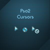 Pso2 Cursor  by Gamathecast