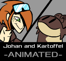 Johan and Kartoffel by EVanimations