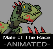 A Male of The Race