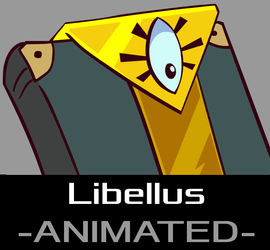 -COMMISSION- Libellus by EVanimations