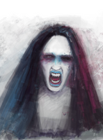 vampire study by zilla774