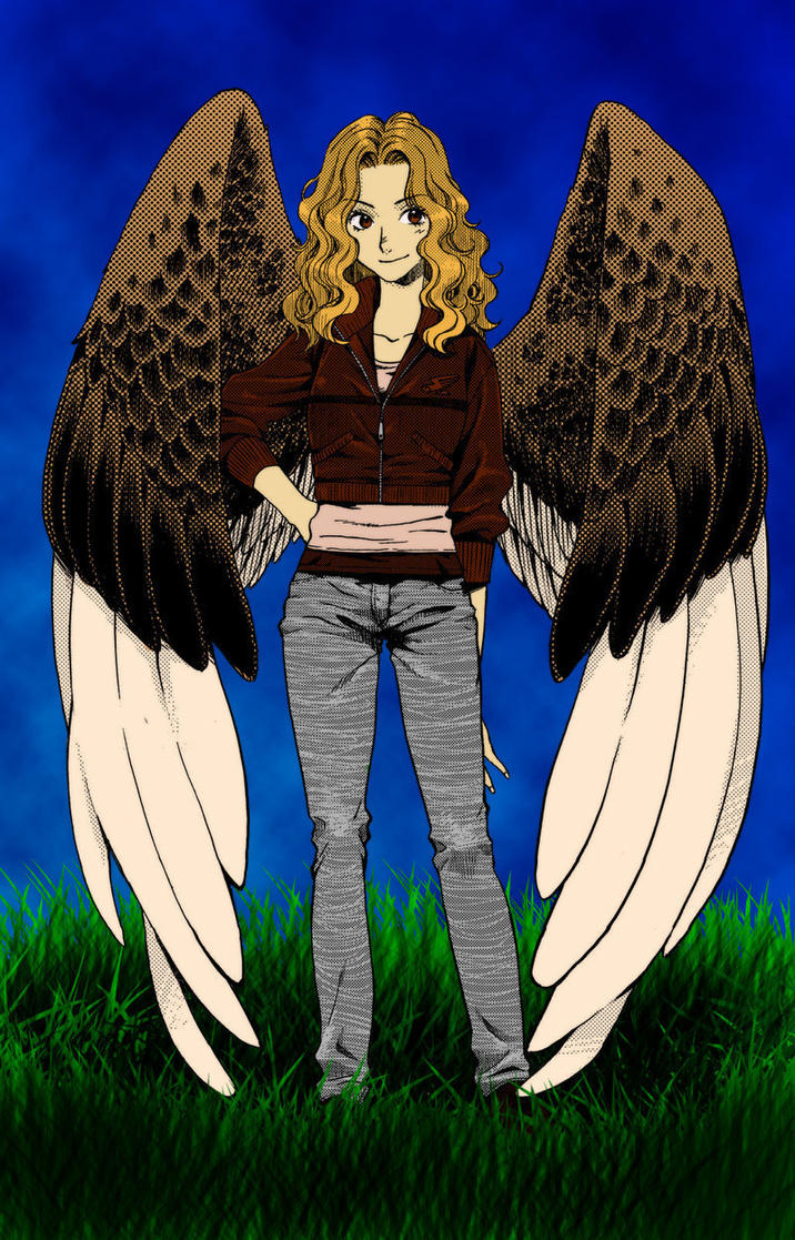 Two birds of a Feather-Maximum Ride fanfiction ch1 by