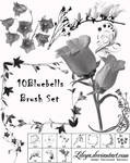 Bluebell Brush Set