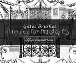 Gates brushes