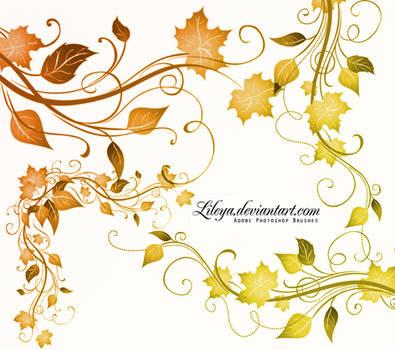 Leaves Corners