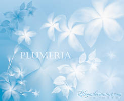 Plumeria by Lileya