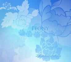 Peony by Lileya