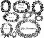 Fancy Frames set 3