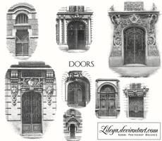 Doors by Lileya