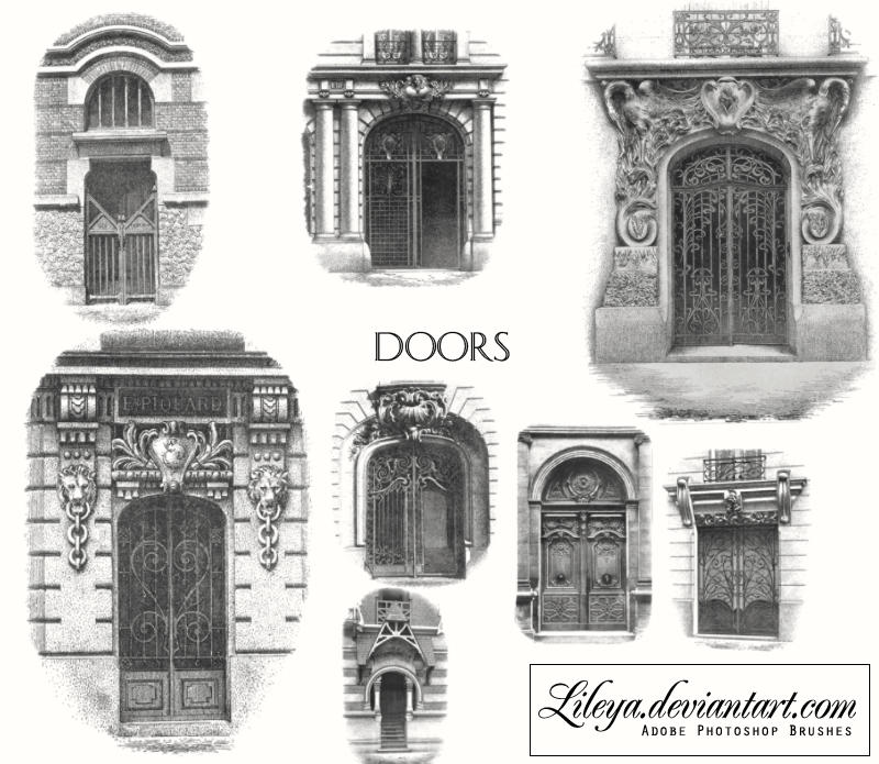 Doors by Lileya