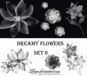 Dreamy Flowers set 6