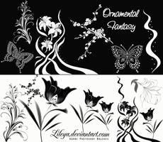 Ornamental Fantasy by Lileya