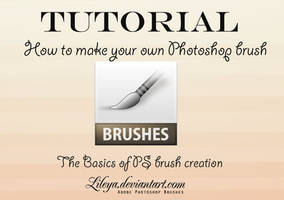 Tutorial: Making PS Brushes