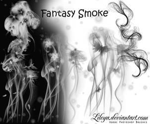 Fantasy Smoke by Lileya