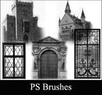 Castle brushes