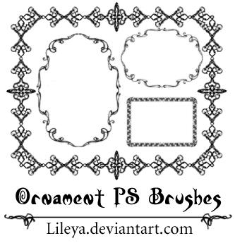 ..:Ornament Frames:..