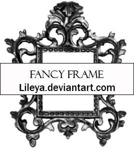 Fancy Frame PS brush by Lileya