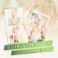 Rihanna Png Pack