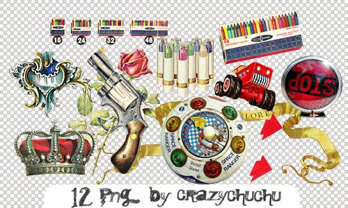 crazychuchu PNG 28 by crazychuchu