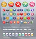 Macromedia Icons Set