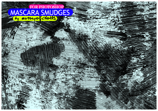 m a s c a r a  smudges by armyofdolls