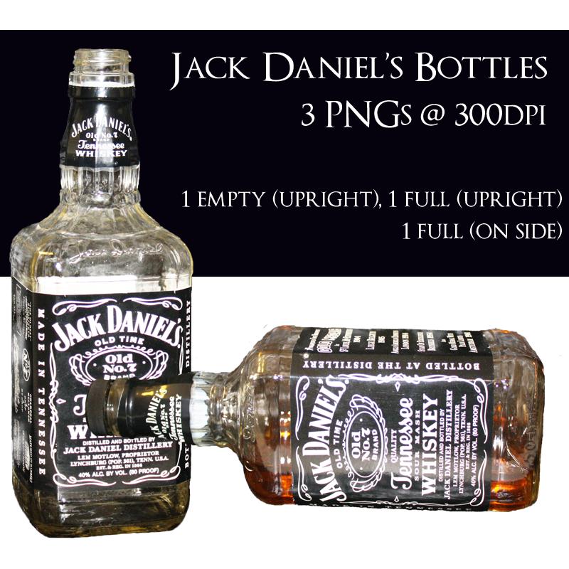 jack daniel s bottles by policegirl01 on deviantart