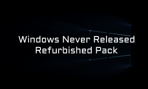 windows never released part 3