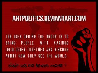 Artpolitics banner 1