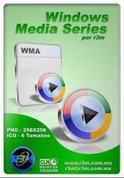 Icons Windows Media Series by r3mdg
