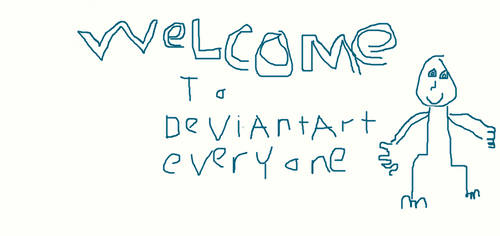 Welcome to my DeviantArt account everyone!