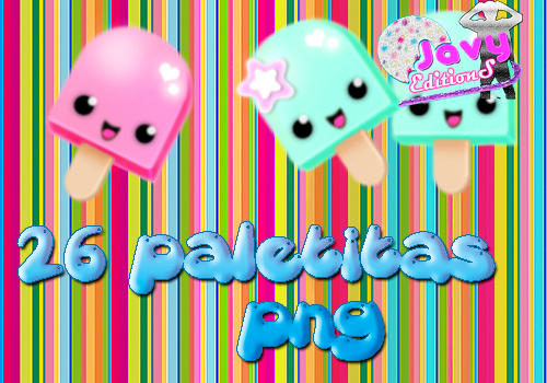 Paletitas Png by TouchingEditions