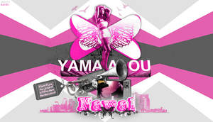 Yama Alou by: me AND creative