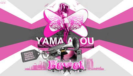 Yama Alou by: me AND creative