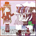 Haruhi's 2nd Dress Up Game