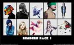 Renders Pack 1