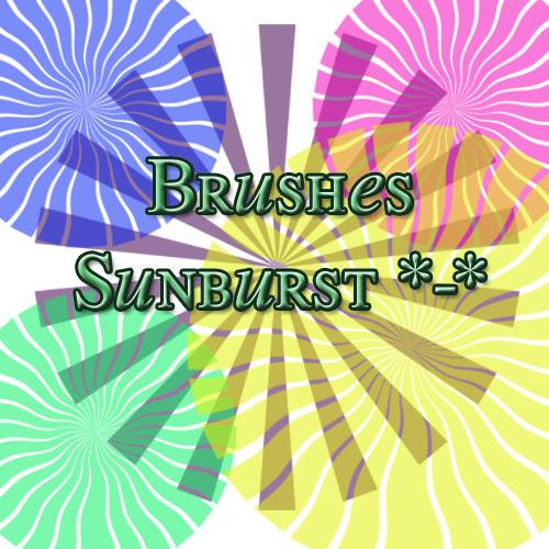 Sunburst brush by AndreDevonne