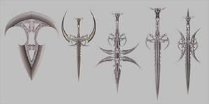 Tribal Blades