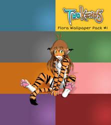 TwoKinds Flora Wallpaper Pack #1